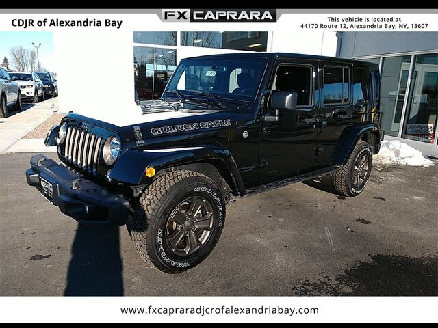 2018 Jeep Wrangler JK Unlimited Golden Eagle Watertown NY