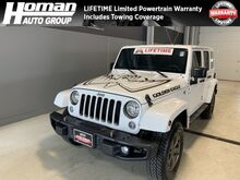 2018 Jeep Wrangler JK Unlimited Golden Eagle Waupun WI