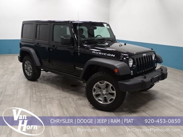 Jeep Unlimited Rubicon >> 2018 Jeep Wrangler Jk Unlimited Rubicon Plymouth Wi 30556308