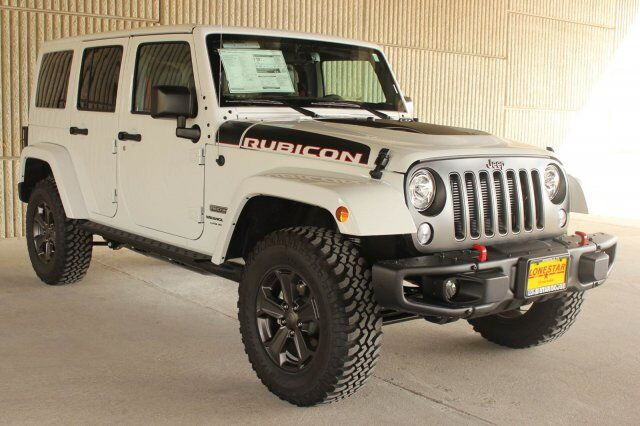 Jeep Wrangler For Sale >> 2018 Jeep Wrangler JK Unlimited Rubicon Recon Mineola TX 21050660