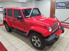 2018_Jeep_Wrangler JK_Unlimited Sahara 4WD WITH NAVIGATION UNDER FULL FACTORY WARRANTY_ Charlotte NC