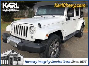 2018_Jeep_Wrangler JK Unlimited_Sahara_ New Canaan CT