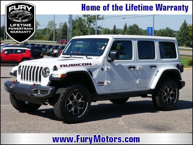 2018 Jeep Wrangler Unlimited Rubicon 4x4 St. Paul MN