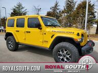 2018 Jeep Wrangler Unlimited Rubicon Bloomington IN