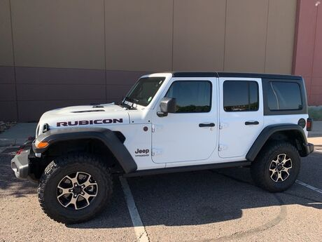 2018 Jeep Wrangler Unlimited Rubicon Englewood CO