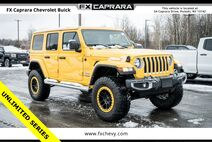 2018 Jeep Wrangler Unlimited Sahara Watertown NY