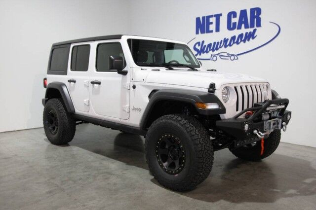 2018 Jeep Wrangler Unlimited Sport Houston TX