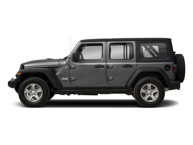 2018 Jeep Wrangler Unlimited Sport S  PA
