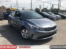 2018_Kia_Forte_LX   1 OWNER   BLUETOOTH_ London ON