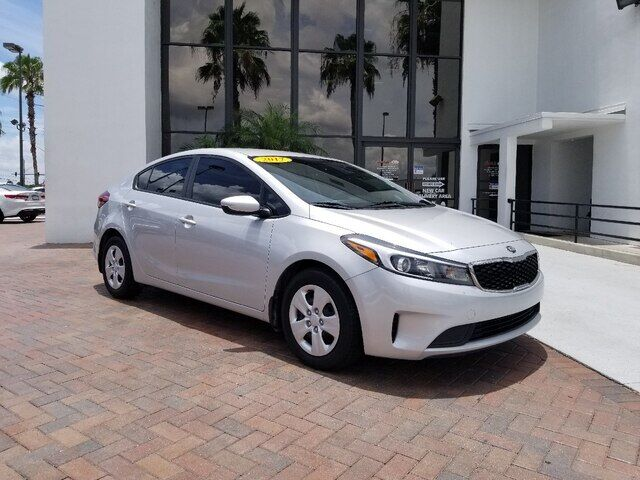 Kia Fort Pierce >> 2018 Kia Forte Lx
