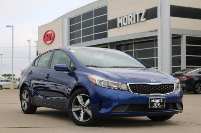 2018 Kia Forte S Fort Worth TX