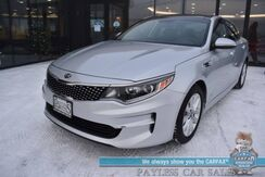 2018_Kia_Optima_EX / Heated & Cooled Leather Seats / Panoramic Sunroof / Blind Spot Alert / Bluetooth / Back Up Camera / Cruise Control / 34 MPG / 1-Owner_ Anchorage AK