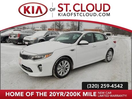 2018 Kia Optima EX St. Cloud MN
