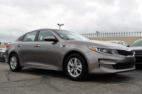 2018_Kia_Optima_FE_ Fort Worth TX