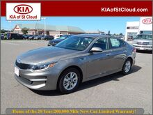 2018_Kia_Optima_Fe_ Waite Park MN