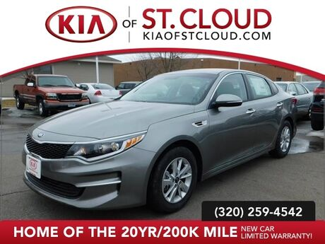 2018 Kia Optima LX AUTO St. Cloud MN