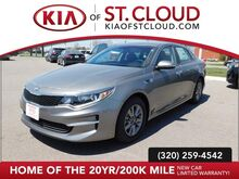 2018_Kia_Optima_LX Turbo_ St. Cloud MN