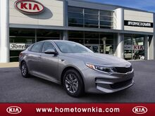 2018_Kia_Optima_LX Turbo_ Mount Hope WV