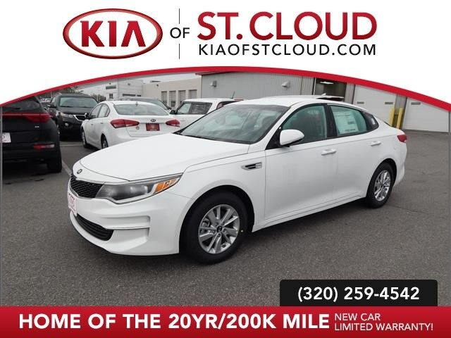2018 Kia Optima LX St. Cloud MN