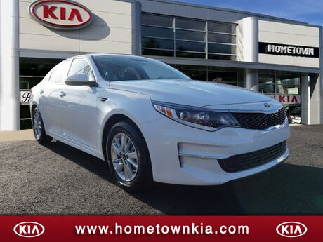 2018 Kia Optima LX Mount Hope WV