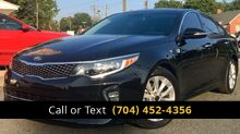 2018_Kia_Optima_S_ Charlotte and Monroe NC