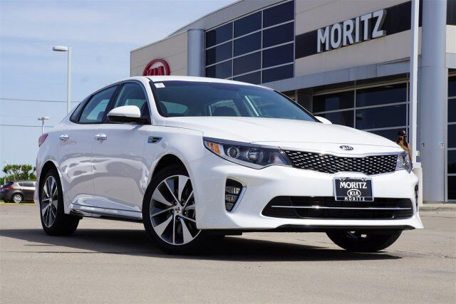 2018 Kia Optima S Hurst TX