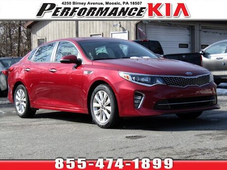 2018 Kia Optima S Moosic PA