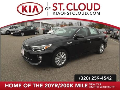 2018 Kia Optima S St. Cloud MN