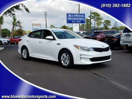 2018_Kia_Optima_S_ Wilmington NC