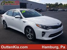2018_Kia_Optima_SX_ Hamburg PA