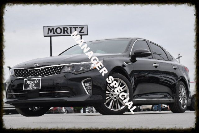 2018 Kia Optima SX Limited Fort Worth TX