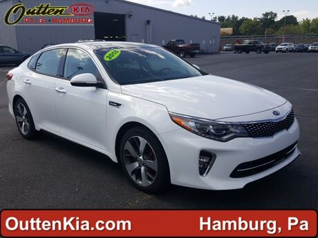 2018 Kia Optima SX Hamburg PA