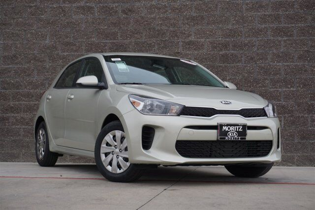 2018 Kia Rio 5-door S Fort Worth TX