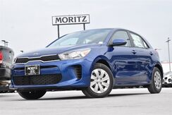 2018_Kia_Rio 5-door_S_ Fort Worth TX