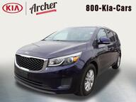 2018 Kia Sedona LX Houston TX