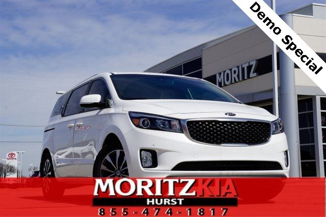 2018 Kia Sedona SX Fort Worth TX