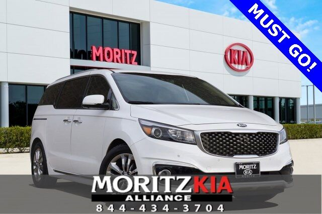 2018 Kia Sedona SXL Fort Worth TX