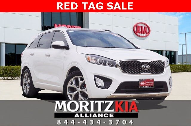 2018 Kia Sorento SX Fort Worth TX