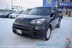 2018_Kia_Soul_/ 6-Spd Manual / Bluetooth / Power Locks & Windows / Cruise Control / 30 MPG / 1-Owner_ Anchorage AK