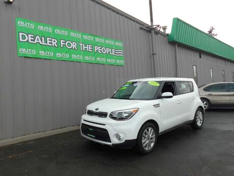 2018 Kia Soul + Spokane Valley WA