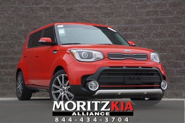 2018 Kia Soul Exclaim Fort Worth TX