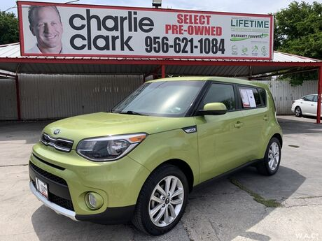 2018 Kia Soul Plus Harlingen TX