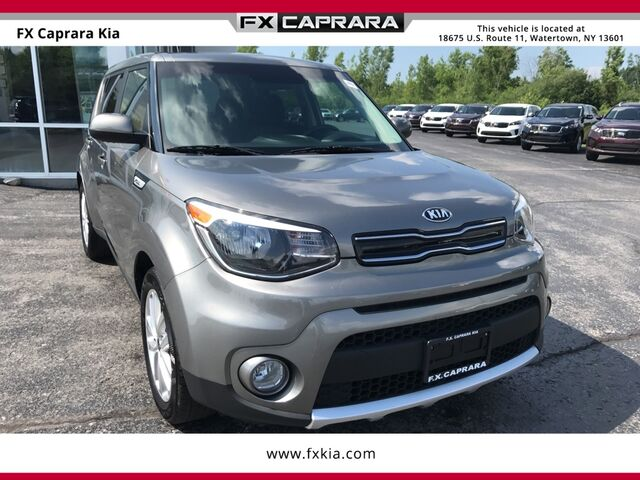 2018 Kia Soul Plus Watertown NY