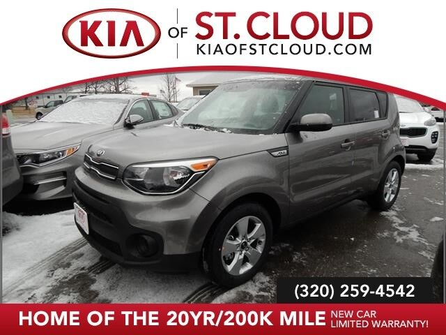 2018 Kia Soul  St. Cloud MN