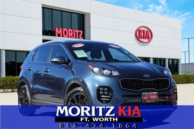 2018 Kia Sportage EX Fort Worth TX