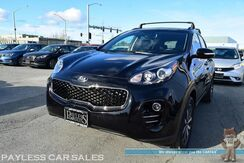 2018_Kia_Sportage_EX Premium AWD / Power & Heated Leather Seats / Heated Steering Wheel / Panoramic Sunroof / Blind Spot & Lane Depart Alert / Auto Start / Android Auto & Apple CarPlay Integration / Back-up Camera / Projection Headlights / 1-Owner_ Anchorage AK