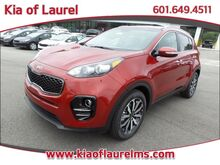 2018_Kia_Sportage_EX_ Laurel MS