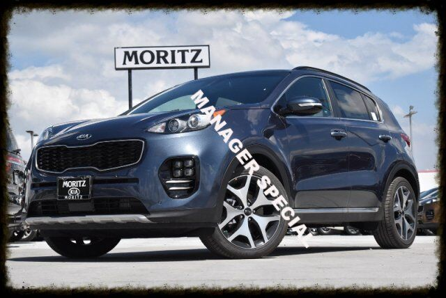 2018 Kia Sportage SX Turbo Fort Worth TX
