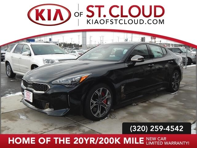 2018 Kia Stinger GT1 AWD St. Cloud MN