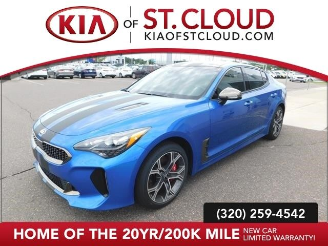 2018 Kia Stinger GT2 AWD St. Cloud MN